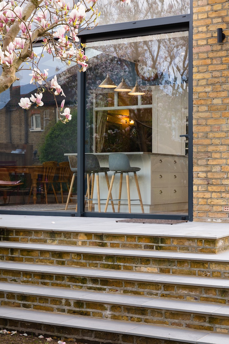 Aldermary Building Project London Kitchen Conversions